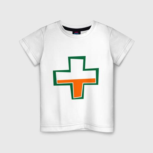 Детская футболка хлопок TF2 Health