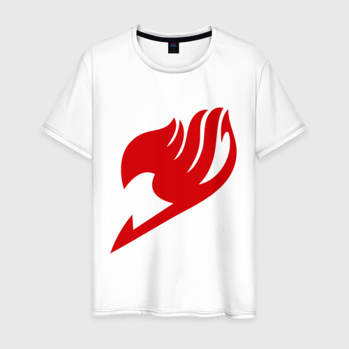 Мужская футболка хлопок Fairy Tail (Фейри Тейл)