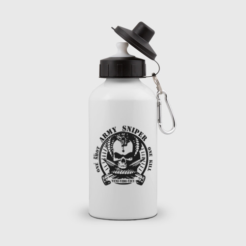 Бутылка спортивная Армейский снайпер