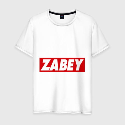 Мужская футболка хлопок ZABEY