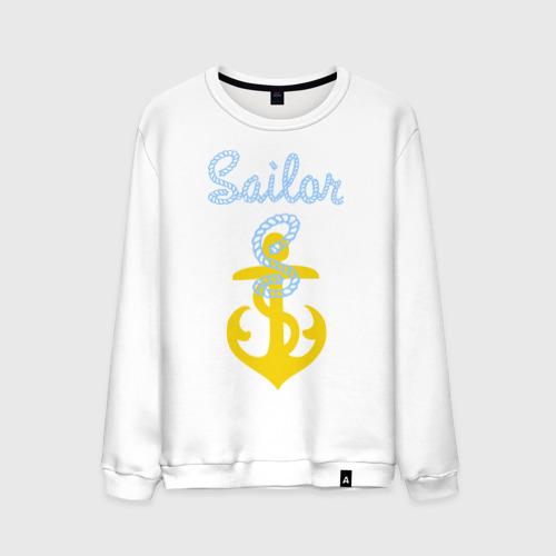 Мужской свитшот хлопок Sailor