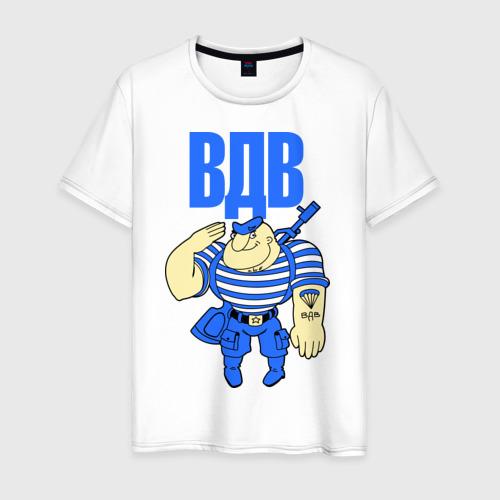 Мужская футболка хлопок ВДВ (3)