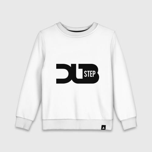 Детский свитшот хлопок DJ DubStep