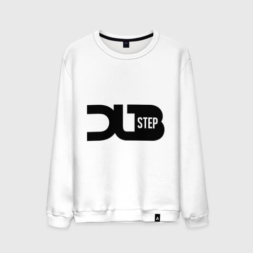 Мужской свитшот хлопок DJ DubStep