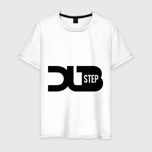 Мужская футболка хлопок DJ DubStep