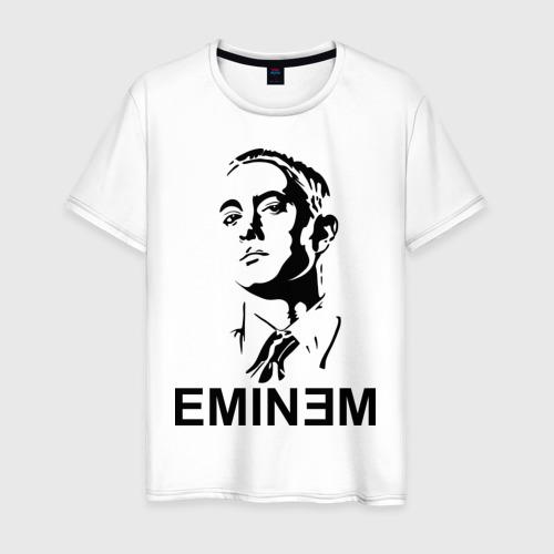 Мужская футболка хлопок Эминем