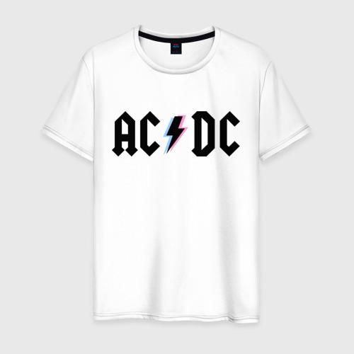 Мужская футболка хлопок ACDC