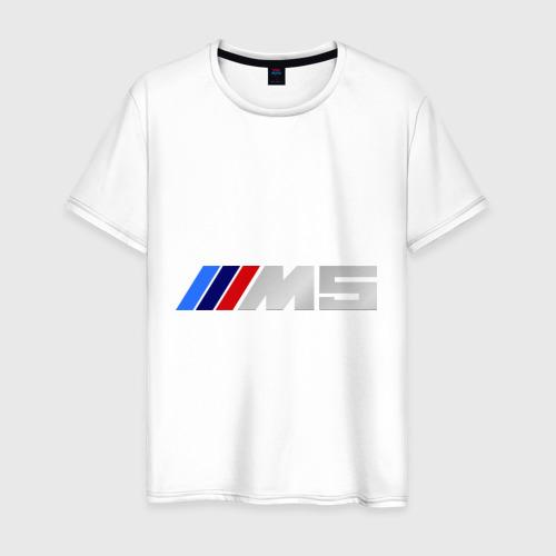 Мужская футболка хлопок BMW M5