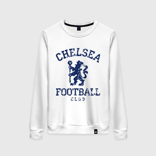 Женский свитшот хлопок Chelsea FC