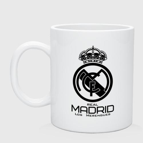 Кружка керамическая Real Madrid