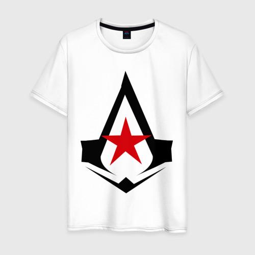 Мужская футболка хлопок Русский ассассин