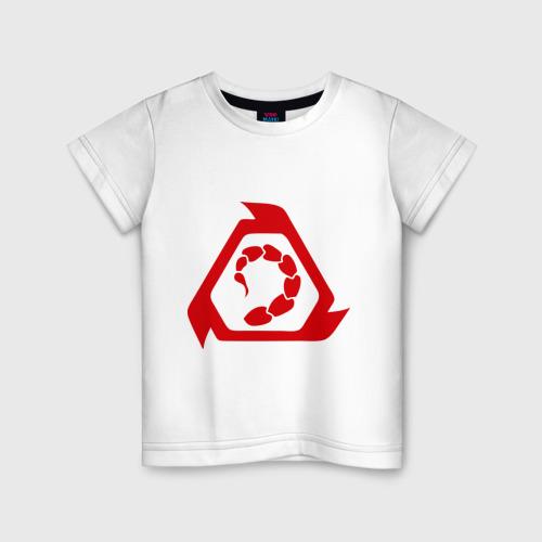 Детская футболка хлопок Сommand & conquer Brotherhood