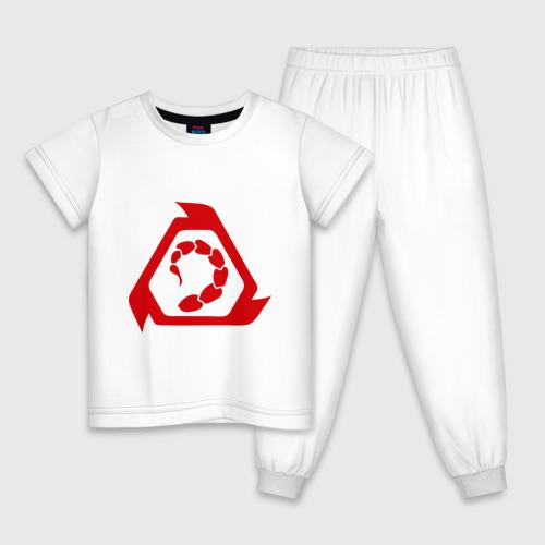 Детская пижама хлопок Сommand & conquer Brotherhood
