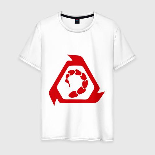 Мужская футболка хлопок Сommand & conquer Brotherhood