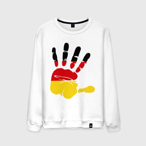 Мужской свитшот хлопок Рука Германии