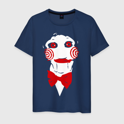 Мужская футболка хлопок Пила