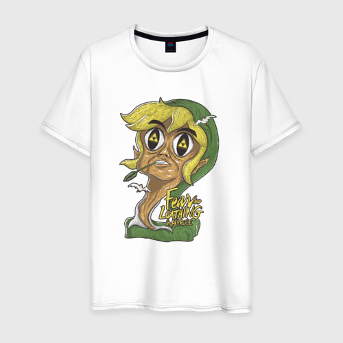 Мужская футболка хлопок Страх и ненависть в Хайрул