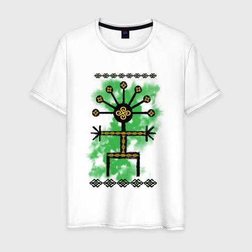 Мужская футболка хлопок Кураймен