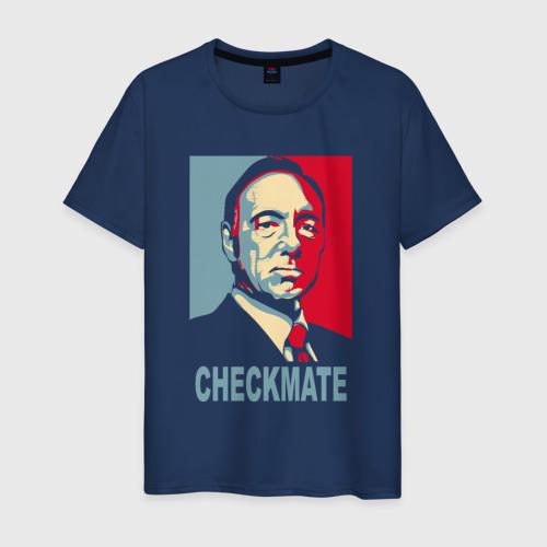 Мужская футболка хлопок Шах и мат