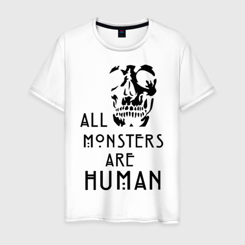 Мужская футболка хлопок Monsters