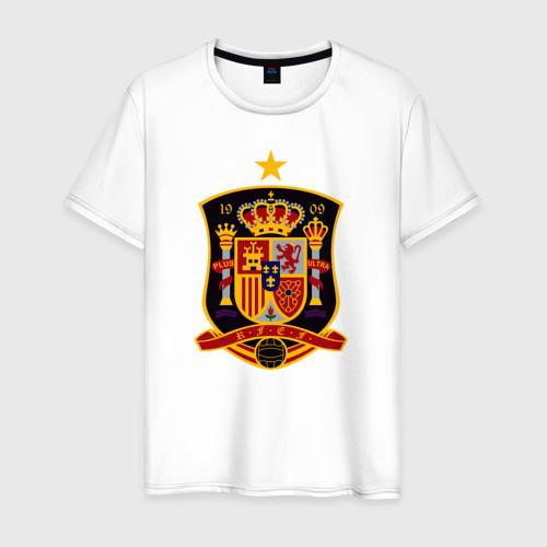 Мужская футболка хлопок Spain National Football