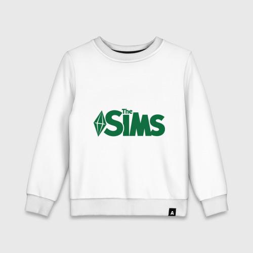 Детский свитшот хлопок Sims