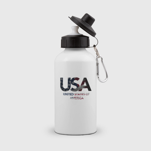 Бутылка спортивная USA