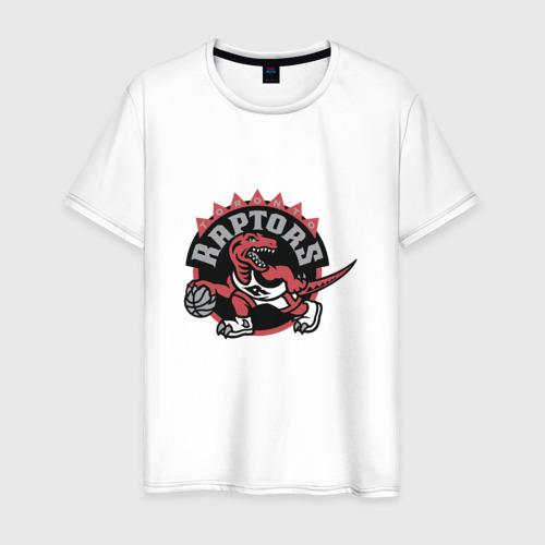 Мужская футболка хлопок NBA TORONTO RAPTORS