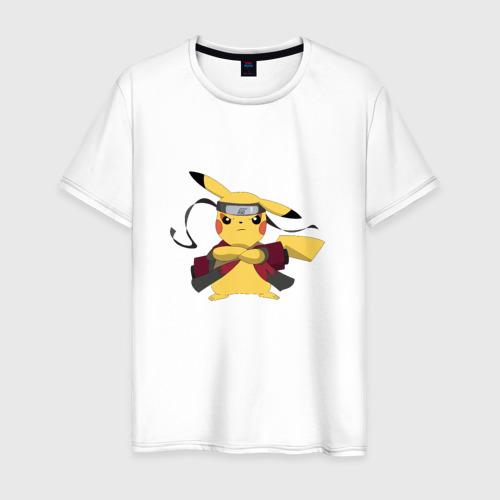 Мужская футболка хлопок Пика пика