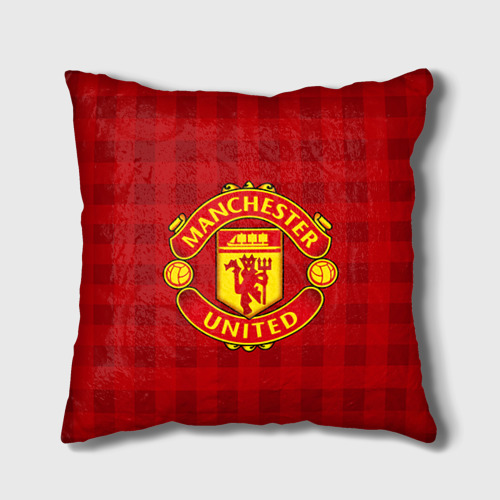 Подушка 3D Manchester united