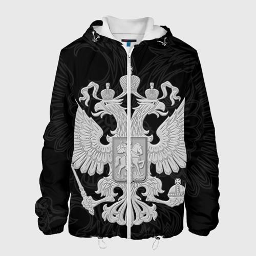 Мужская куртка 3D Герб России
