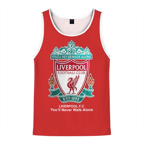 Мужская майка 3D Liverpool