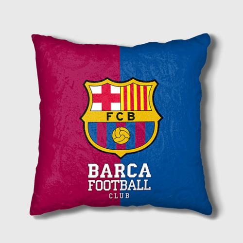 Подушка 3D Barca