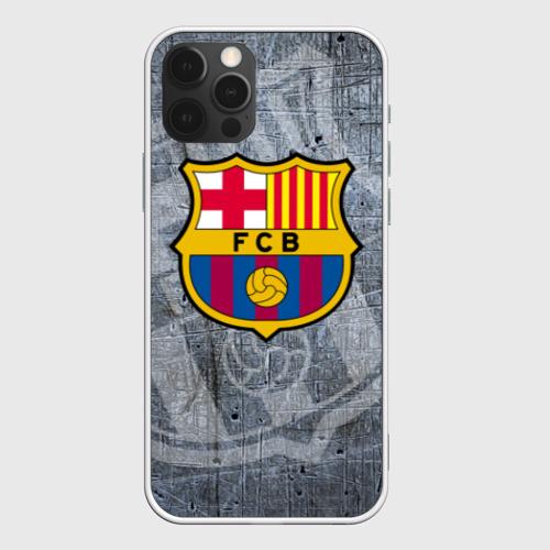 Чехол для iPhone 12 Pro Max Barcelona