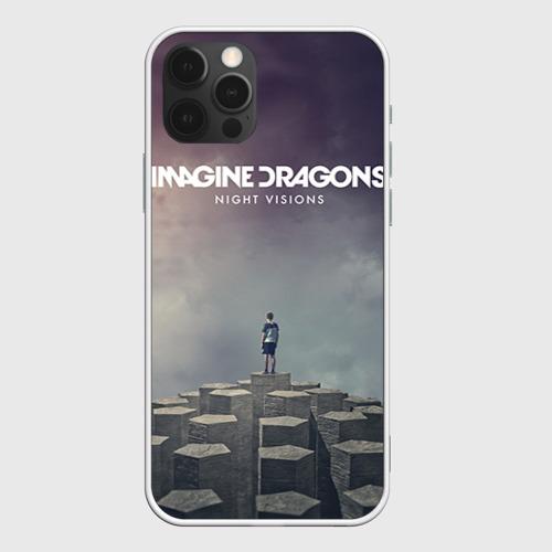 Чехол для iPhone 12 Pro Max Imagine Dragons