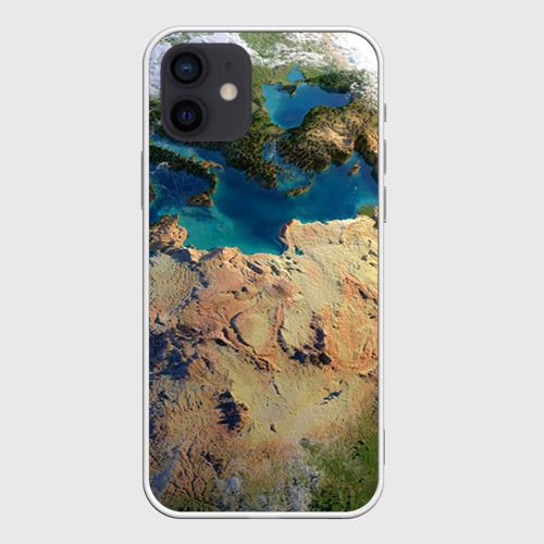Чехол для iPhone 12 Mini Земля