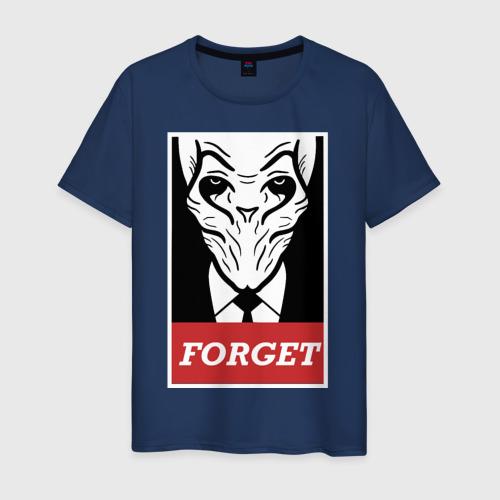 Мужская футболка хлопок Obey The Silence
