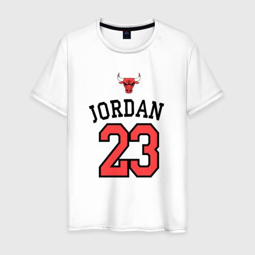 Мужская футболка хлопок Jordan