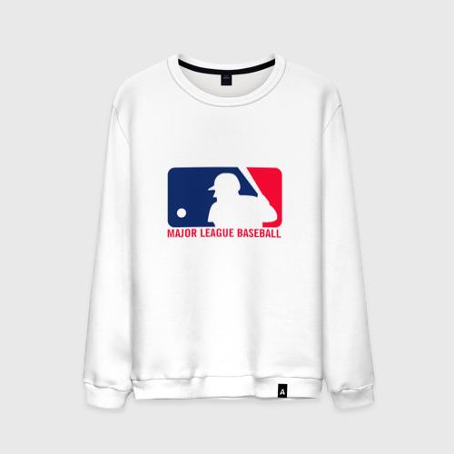 Мужской свитшот хлопок Бейсбол