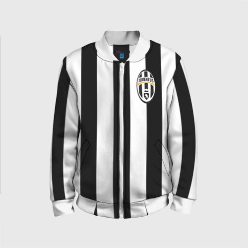Детский бомбер 3D Juventus Vidal