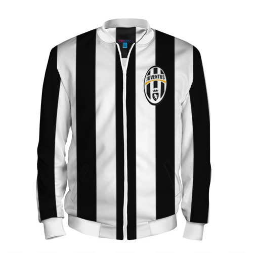 Мужской бомбер 3D Juventus Pirlo