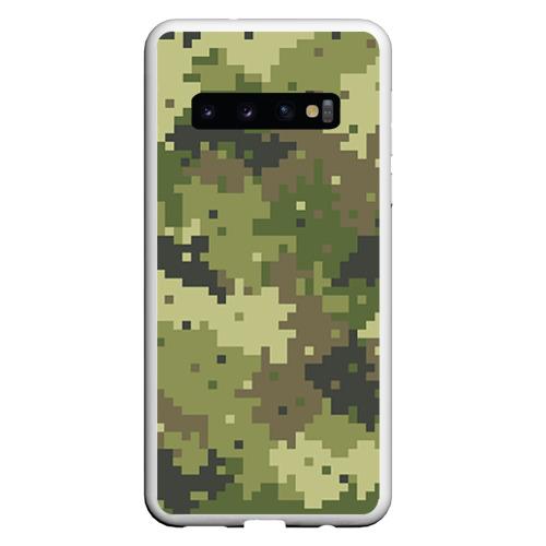 Чехол для Samsung Galaxy S10 Хаки