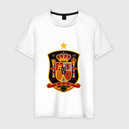 Мужская футболка хлопок Сборная Испании