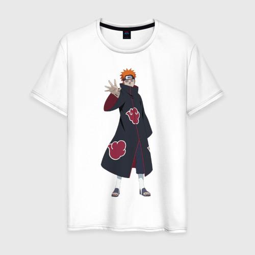Мужская футболка хлопок Пейн