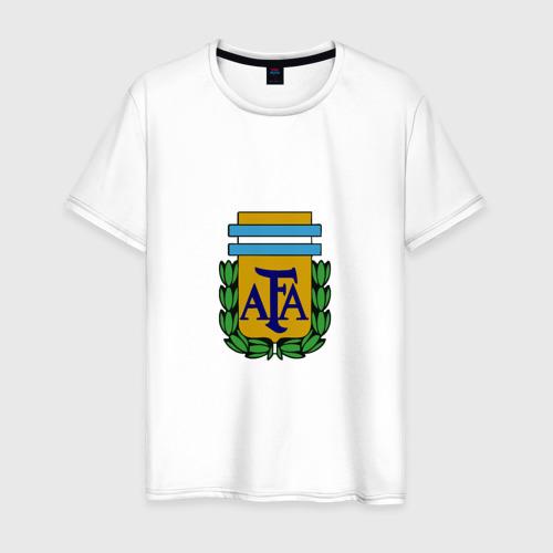 Мужская футболка хлопок Сборная Аргентины