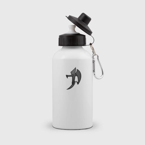 Бутылка спортивная Иероглиф Сила