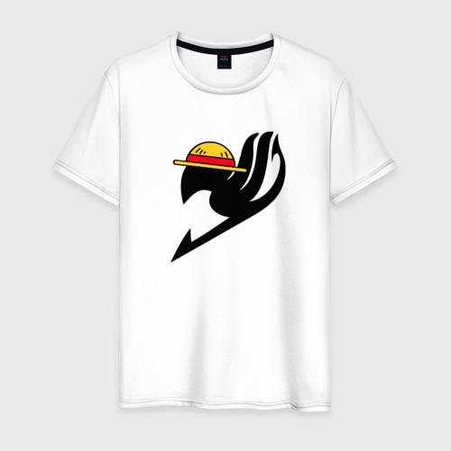 Мужская футболка хлопок One Fairy Tail Piece