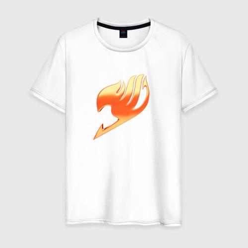 Мужская футболка хлопок Символ Хвоста Феи