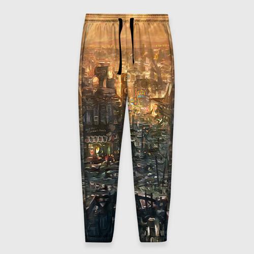 Мужские брюки 3D Fallout