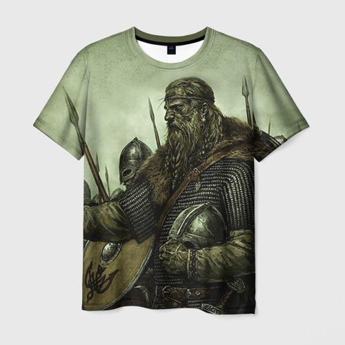 Мужская футболка 3D Ватага